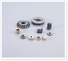 Bevel Gear, Side nut, Guide Bushing