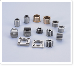 Locking Piston, Bearing Cover, Oilless Bearing